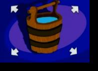 そこでブルーノはさらに大きなバケツを手に入れ